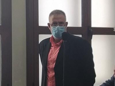 Д-р Иван Димитров, застрелял Плъха, пак пред съда