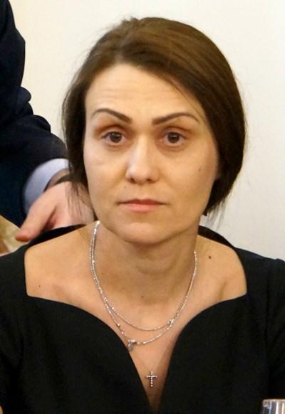 Гинка Върбакова казва, че няма притеснения за финансирането на сделката. СНИМКА: Десислава Кулелиева