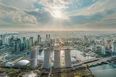 Така ще изглежда комплексът, когато бъде добавена четвъртата кула Снимки dezeen.com