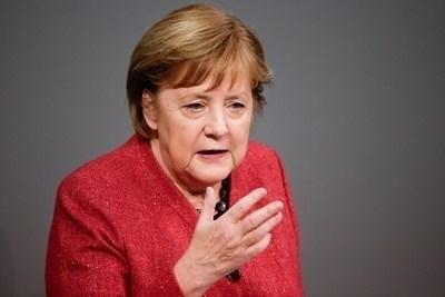 Канцлерът на Германия Ангела Меркел СНИМКА: Ройтерс