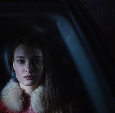 """Кадър на Маноилова от филма """"Дотук добре"""" СНИМКИ: ЛИЧЕН АРХИВ"""