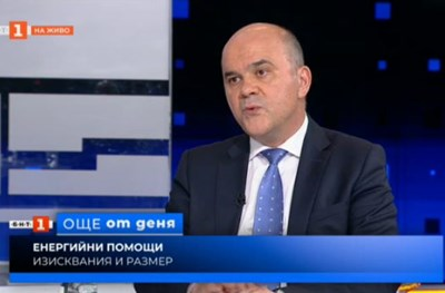 Бисер Петков. Кадър БНТ