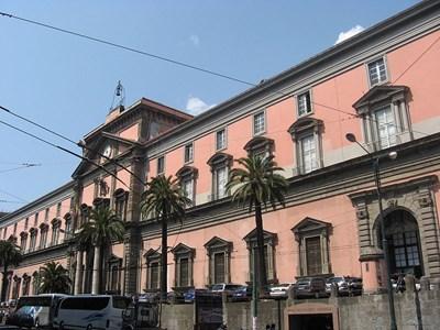 Националният археологически музей на Неапол. Снимка: Уикипедия/ Istvanka