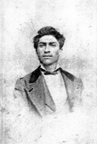 Петър Левски удивително приличал на брат си Васил.