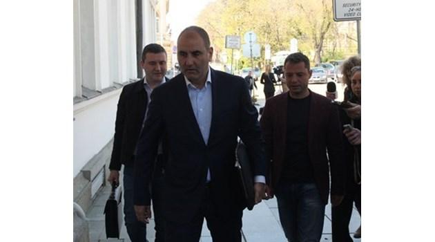Цветан Цветанов: Правителство ще има в началото на май