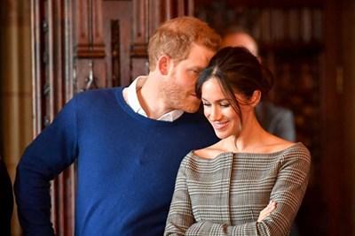 Принц Хари и Меган Маркъл ще се оженят на 19 май СНИМКА: Ройтерс