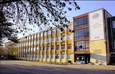 Електротехникумът в Пловдив Снимка: Гугъл мапс