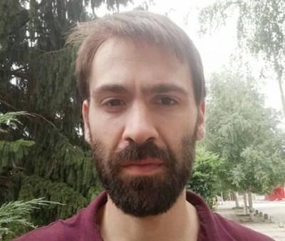Иван Йорданов  СНИМКА: Личен архив