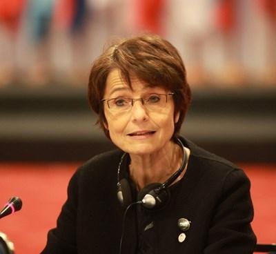 Европейският комисар Мариан Тейсен СНИМКА: Йордан Симеонов