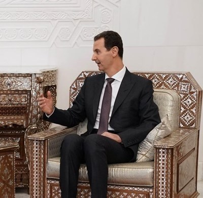 Башар ал Асад СНИМКА: РОЙТЕРС