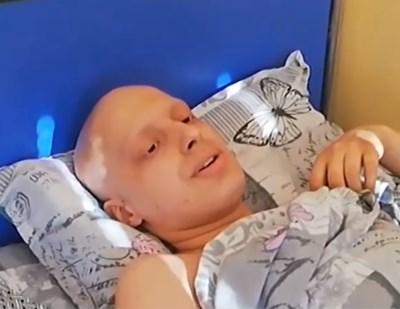 Кадър на болния Димитър: Нова телевизия