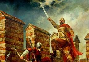 Цар Иван Шишман не е бил слаб и мекушав, бори се до последно с Баязид I