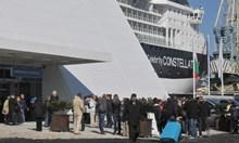 Първо в 24 часа: Задигнаха сейф с 6000 лв. от Морската гара в Бургас
