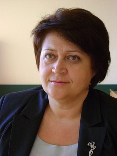 Д-р Елена Горанова, дм