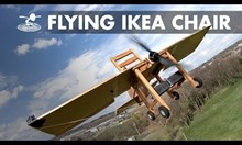 Летящ стол