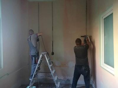 Мащабният ремонт ще приключи до средата на декември