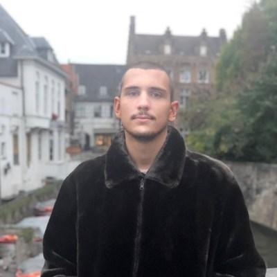 Кристиан Николов е младежът, шофирал джипа. СНИМКА: ФЕЙСБУК
