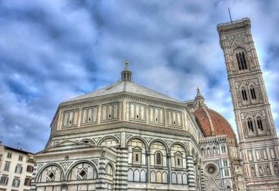 Катедралата във Флоренция Снимка: Pixabay