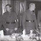 D-Day e една от ювелирните операции на Ким Филби (вторият отляво) и колегите му от МИ6 и МИ5.