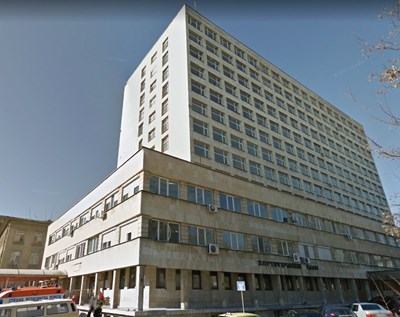 Двамата пострадали са откарани в МБАЛ-Шумен  СНИМКА: Гугъл стрийт вю