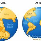 Преди и след разцепването