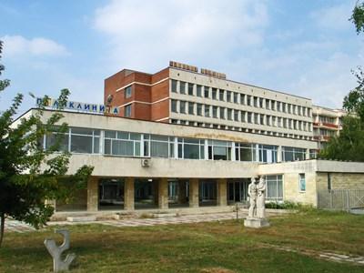 Болницата в Дулово СНИМКА: Алексей Минев