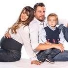 Щастливото семейство в очакване на своето второ дете