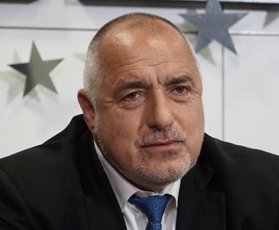 Борисов ще даде пресконференция в 8,45 ч в Министерския съвет