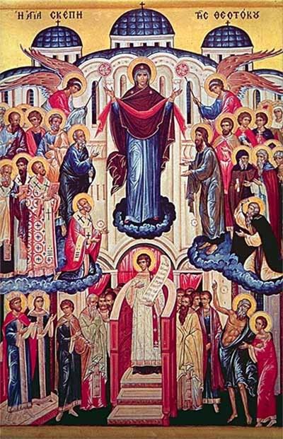Православен календар за 1 октомври