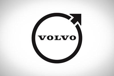 Volvo смени логото
