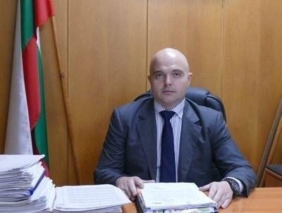 Шефът на СДВР Ивайло Иванов СНИМКА: Архив