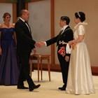 Вижте президента Радев и съпругата му на прием при император Нарухито
