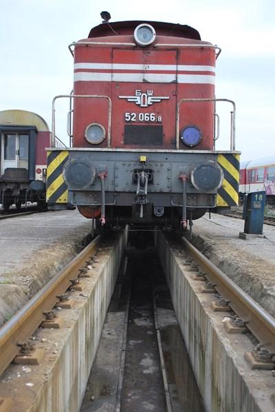 В ЕС инцидентите с влакове намаляват, в  България нарастват