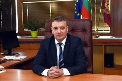 Ректорът на УНСС проф. Димитър Димитров