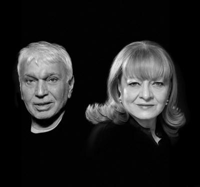 Богдана Карадочева и Стефан Димитров СНИМКА: Костадин Кръстев-Коко