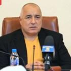 Бойко Борисов. Кадър Фейсбук/Господари на ефира