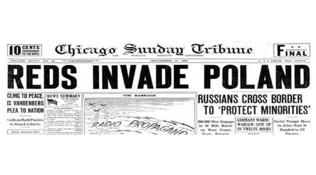Тайните клаузи между Молотов и Рибентроп за мащабна война