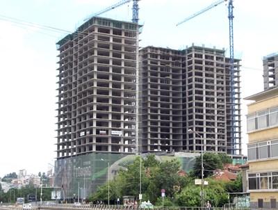 Разрешителните за строеж , издадени през първите три месеца на годината, са с 38,9% повече на годишна база.