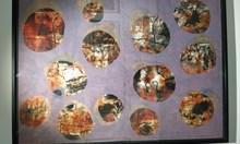 Людмил Георгиев удиви Пловдив с 46 мащабни цветни графики (снимки)