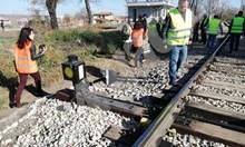 Печка край жп линията причинила взрива в Хитрино