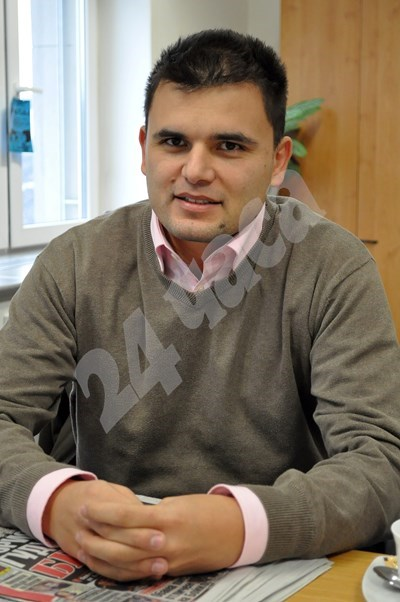 Лъчезар Богданов СНИМКА: 24 часа