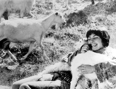 """Кадър от филма """"Козият рог"""""""