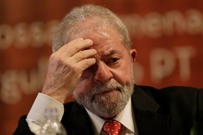 Бившият бразилски президент Луиз Инасио Лула да Силва СНИМКА: Ройтерс