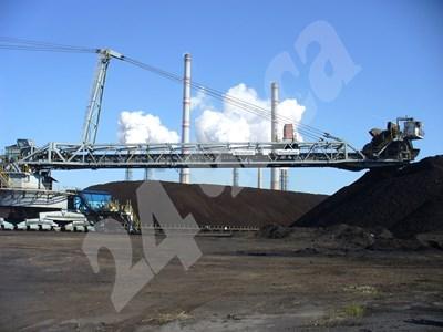 Добивът на български въглища гарантира стабилни цени на тока у нас. СНИМКА: 24 часа