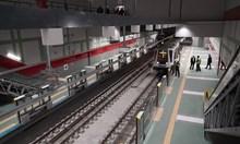 Спират самоубийци в метрото с огради по  станциите (Обзор)