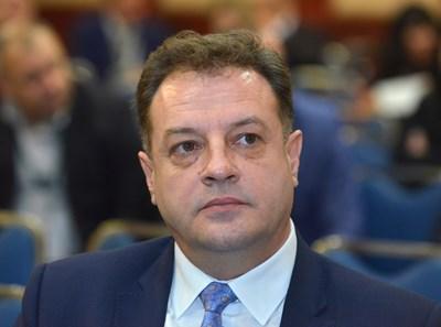 Даниел Панов СНИМКА: Йордан Симeонов