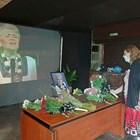 Много смолянчани се поклониха пред тленните останки на голямата родопска певица Христина Лютова.