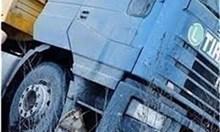 Шофьорът на тира, блъснал бус в Ришкия проход - мъртвопиян украинец