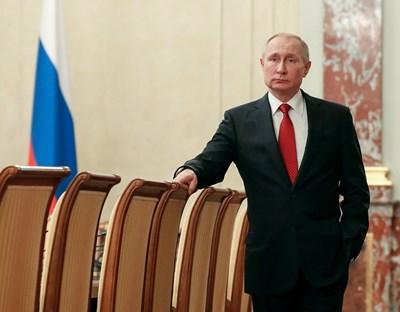 Владимир Путин обяви реформа, която  вероятно ще го задържи  в реалната власт и  след 2024 г. СНИМКИ:  РОЙТЕРС
