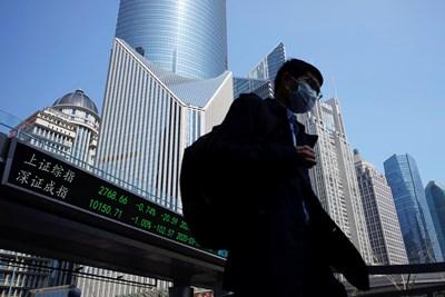 Туристическите обекти в Шанхай отново затвориха врати СНИМКА: Ройтерс